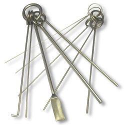 JBC 0965970. Набор для чистки наконечников стандартный для вакуумного паяльника DR560-A