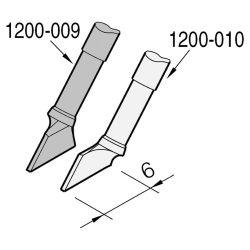 Картридж-наконечник JBC 1200-010 - левый