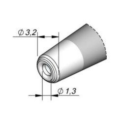 Наконечник JBC C560-004 демонтажный 1,3 мм