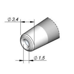 Наконечник JBC C560-005 демонтажный 1,5 мм