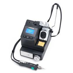 Демонтажная станция JBC CS-2E с электрическим компрессором MS-A и вакуумным паяльником DS360-A